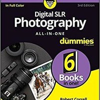 Digital Slr Photography All-in-one for Dummies For Dummies (Computer/tech) 3