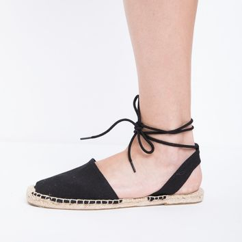 Offshore Canvas Espadrille Sandals