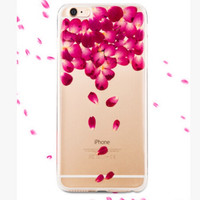Rose Petal Iphone Case