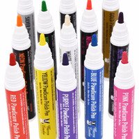 Pawdicure Polish Pens - Choose From 13 Colors! - Dog Nail Polish