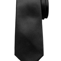 Banana Republic Factory Micro Stripe Tie Size One Size - Black