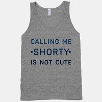 Calling Me Shorty