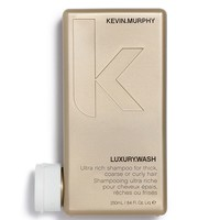 Kevin Murphy Luxury Wash - Ultra Rich Shampoo For Thick Coarse Or Curly Hair - 8.4 oz
