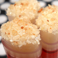 Spiced Apple Cake Infused Sugary Lip Scrub by ForGoodnessGrape