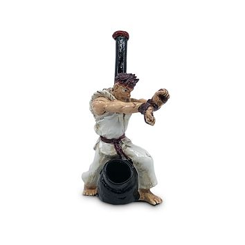 Resin Pipe - Street Fighter Ryu