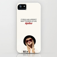 22 - taylor swift iPhone Case by Leigh / losinghimwasblue | Society6