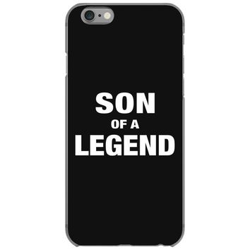Dad The Man The Myth The Legend - Son Of A Legend Family Matching iPhone 6/6s Case