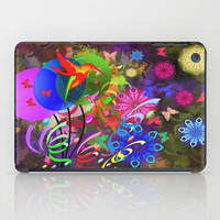 Fantasy Abstract iPad Case by Colorful Art