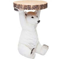 NEW! Polar Bear Side Table