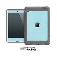 The Vintage Blue Surface Skin for the Apple iPad Mini LifeProof Case
