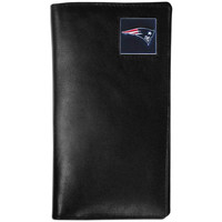 New England Patriots Leather Tall Wallet FTW120