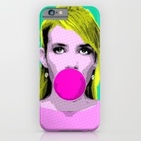 Scream Queens - Good Morning Sl*ts / Idiot H*okers iPhone & iPod Case by Binge Designs | Society6