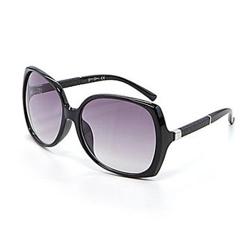 Jessica Simpson Glam Oversized Sunglasses | Dillards.com