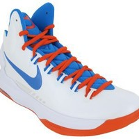 Nike KD V (Oklahoma City Home) White/Photo Blue/Team Orange (11.5)