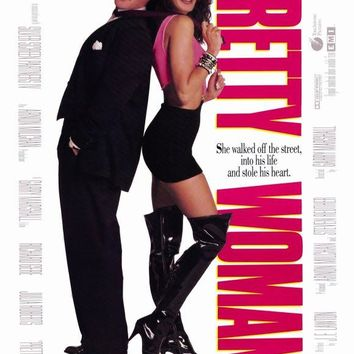 Pretty Woman 27x40 Movie Poster (1990)
