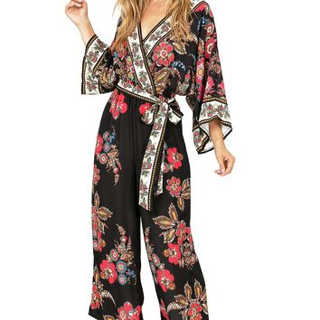 Exotic Blossom Jumpsuit