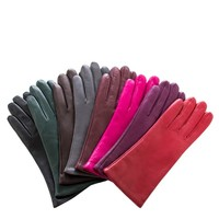 Women's Italian Leather Cashmere-lined Gloves | Overstock.com Shopping - The Best Deals on Women's Gloves