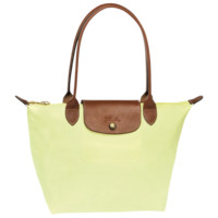 Small tote bag - LE PLIAGE - Handbags - Longchamp - Aniseed - Longchamp United-States