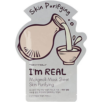 Tony Moly I'm Real Makgeoli Mask Sheet | Ulta Beauty
