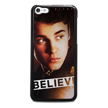 JUSTIN BIEBER iPhone 5C Case Cover