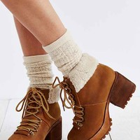 Jeffrey Campbell Cantrell Hiker Ankle Boot- Brown