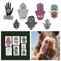 All Is Well - Temporary Tattoo (Set of 14)