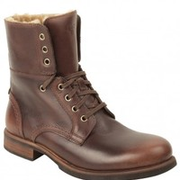 UGG® Australia Mens Larus Boots in Grizzly