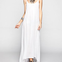 Raviya Womens Coverup Dress White  In Sizes