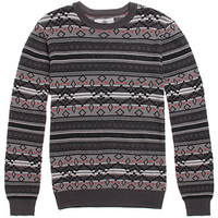 On The Byas Hal Jacquard Crew Fleece at PacSun.com