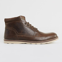Douglas Brown Lace Up Chukka Boots - Topman