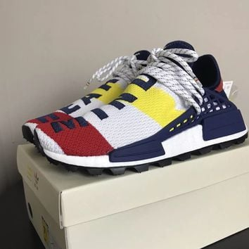 Adidas x Billionaire Boys Club BBC NMD HU Size 7.5 Pharrell Heart & Mind BB9544