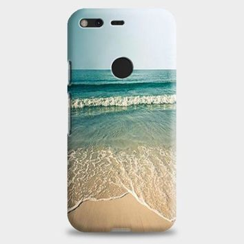 Beach Photography Vintage Google Pixel XL 2 Case