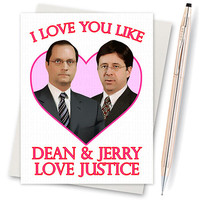 I Love You Card. Funny Love Card. Anniversary Card. Gift For Her. Brendan Dassey. Manitowoc. Netflix. Making A Murderer. Steven Avery