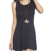 Black Tank Dress | Wet Seal