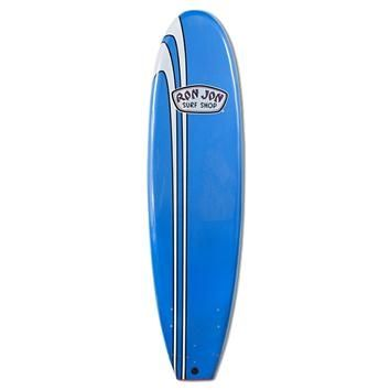 Ron Jon 7' Soft Surfboard - Blue