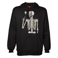 STONED TO THE BONE HOODIE