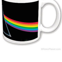 Pink Floyd Dark Side of the Moon Ceramic Mug | Mugs | RetroPlanet.com