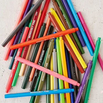 Felt Tip Markers Set - Urban Outfitters