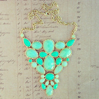 Pree Brulee - Ocean Treasure Necklace