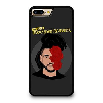THE WEEKND BBTM Beauty Behind The Madness iPhone 4/4S 5/5S/SE 5C 6/6S 7 8 Plus X Case