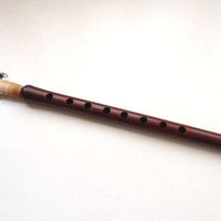 DUDUK Famous Armenian National Musical Instrument With Exceptional Sound + A Free Gift Cane Flute - Gorgeous And Stylish Gift