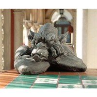 SheilaShrubs.com: Goliath the Gargoyle Sculpture JE112121 by Design Toscano: Garden Sculptures & Statues