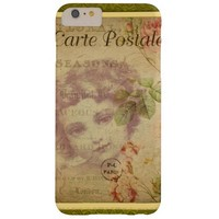 French Postcard iPhone 6/6s Plus Case
