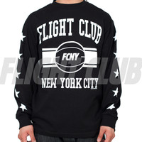 fcny star long sleeve tee | Flight Club