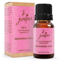 Aphrodisiac Love Essential Oil Blend- Natural Libido Booster-100% Pure