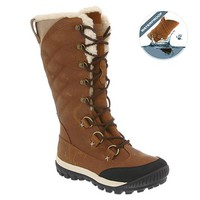Isabella by BEARPAW in color Hickory