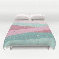 Ice cream Duvet Cover by eDrawings38
