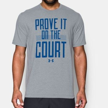 """NWT Men's Under Armour """"Prove It On The Court"""" T-Shirt - Sizes 2XL/XL/Large"""