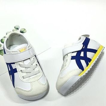 ASICS Girls Boys Children Baby Toddler Kids Child Fashion Casual Sneakers Sport Shoes