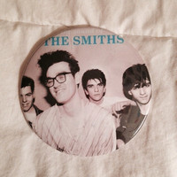 The Smiths Button